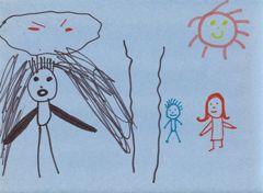 """Résultat de recherche d'images pour """"Dessins des enfant denonçant la non violence"""""""